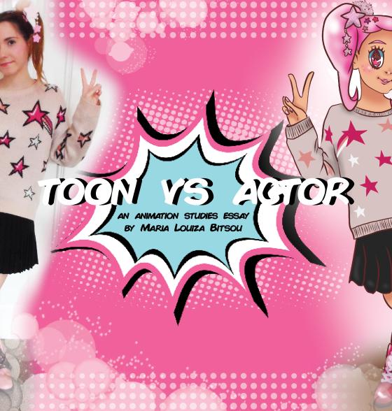 Bitsou Maria Louiza Toon vs Actor (ver2)