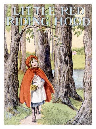 Red Ridding Hood N Cloth Missbubbleblog